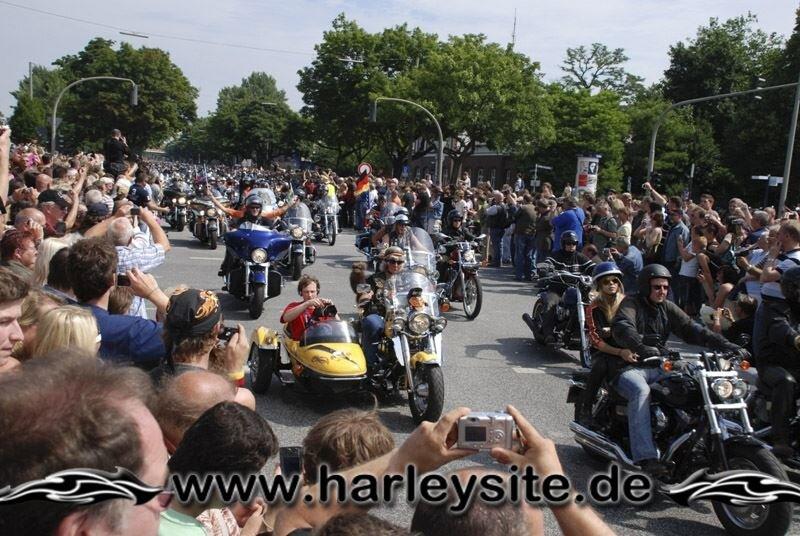 Hamburg Harley Days 2008-Ausfahrt-088