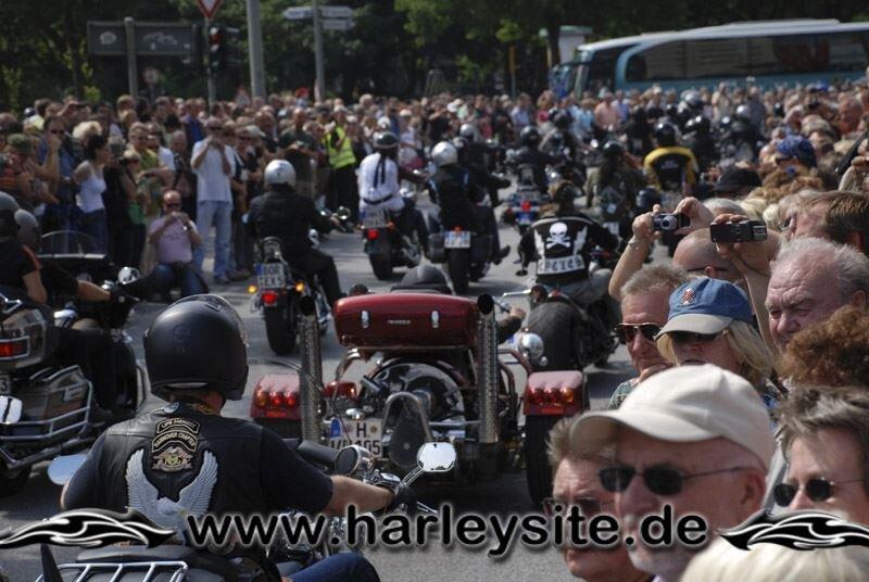 Hamburg Harley Days 2008-Ausfahrt-091