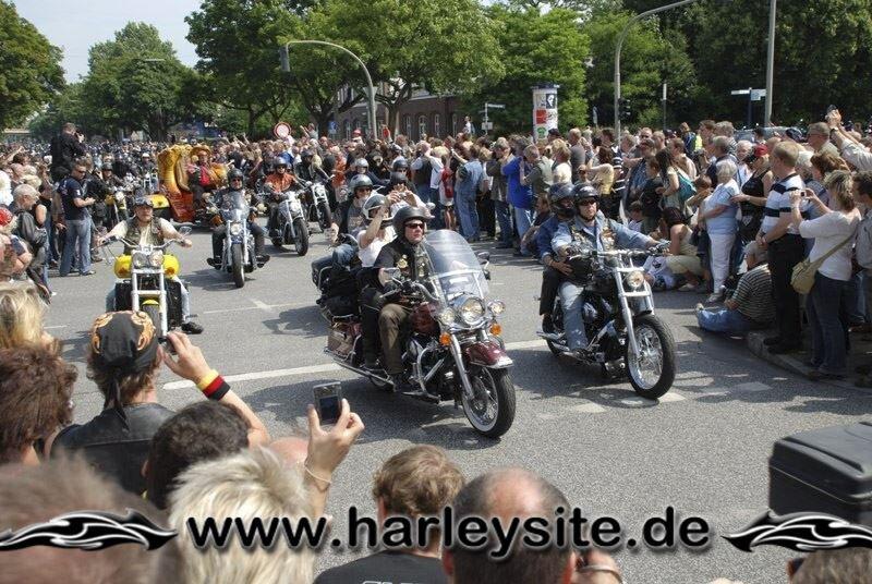 Hamburg Harley Days 2008-Ausfahrt-092