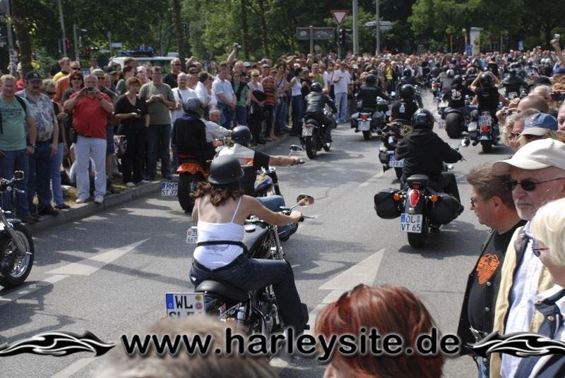 Hamburg Harley Days 2008-Ausfahrt-094