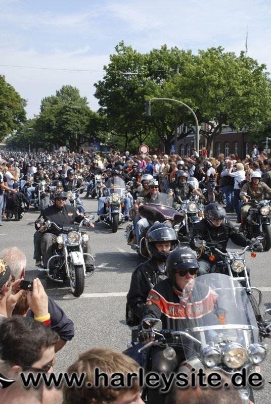 Hamburg Harley Days 2008-Ausfahrt-097