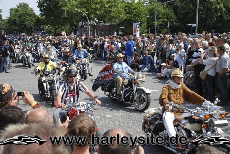 Hamburg Harley Days 2008-Ausfahrt-099