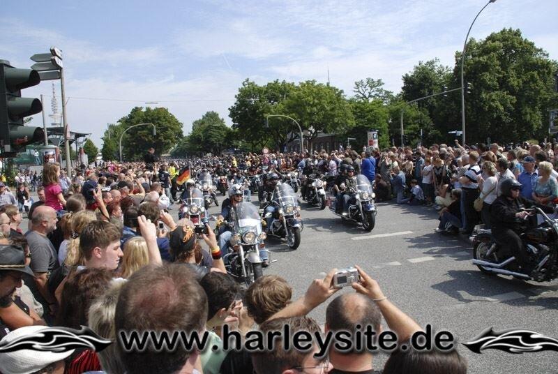 Hamburg Harley Days 2008-Ausfahrt-102