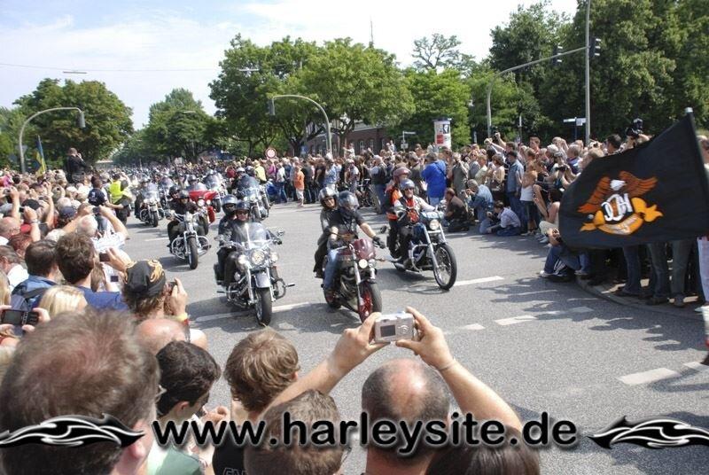 Hamburg Harley Days 2008-Ausfahrt-103