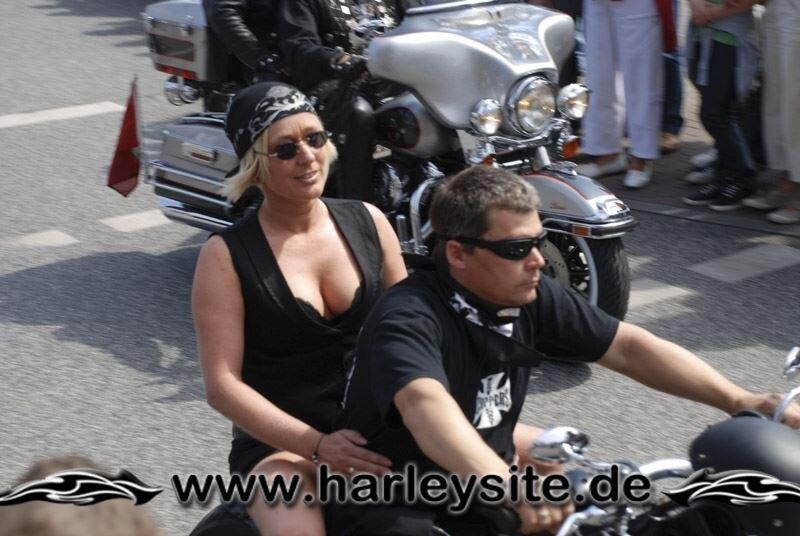 Hamburg Harley Days 2008-Ausfahrt-112