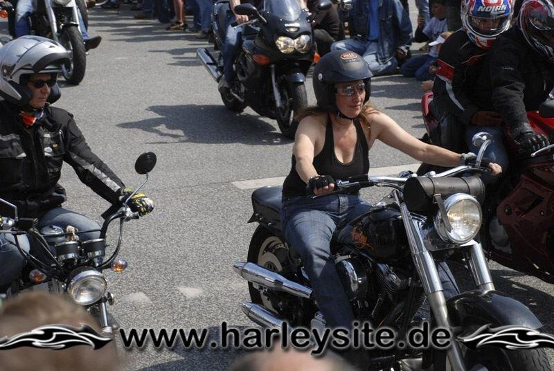 Hamburg Harley Days 2008-Ausfahrt-113