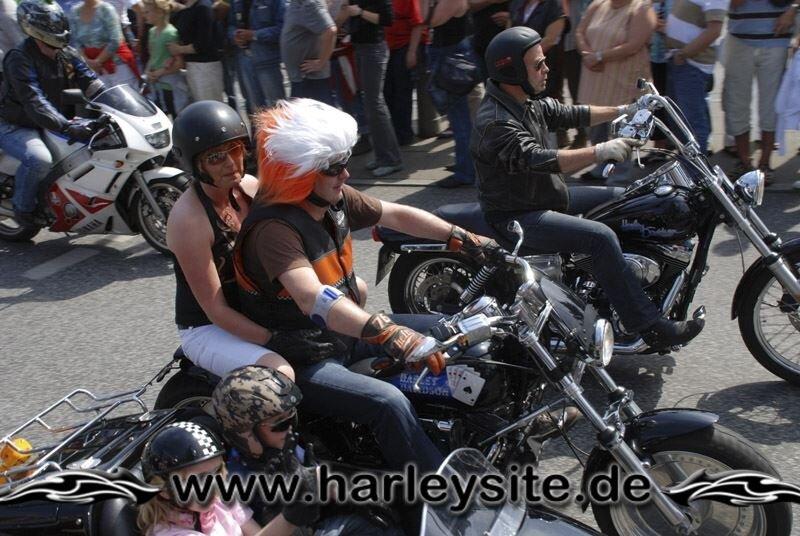 Hamburg Harley Days 2008-Ausfahrt-114