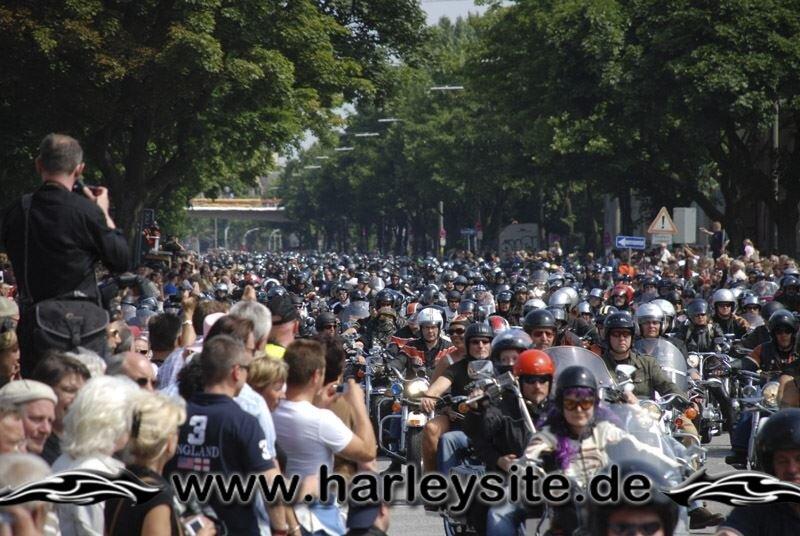 Hamburg Harley Days 2008-Ausfahrt-116