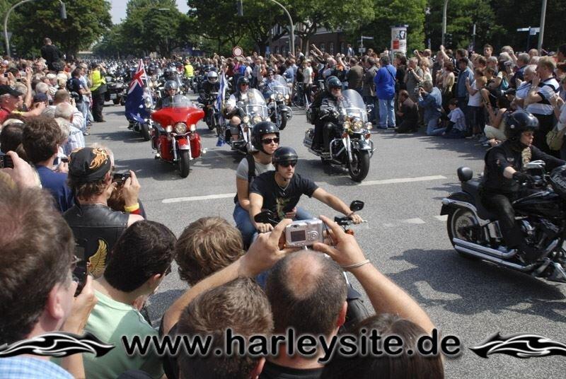 Hamburg Harley Days 2008-Ausfahrt-118