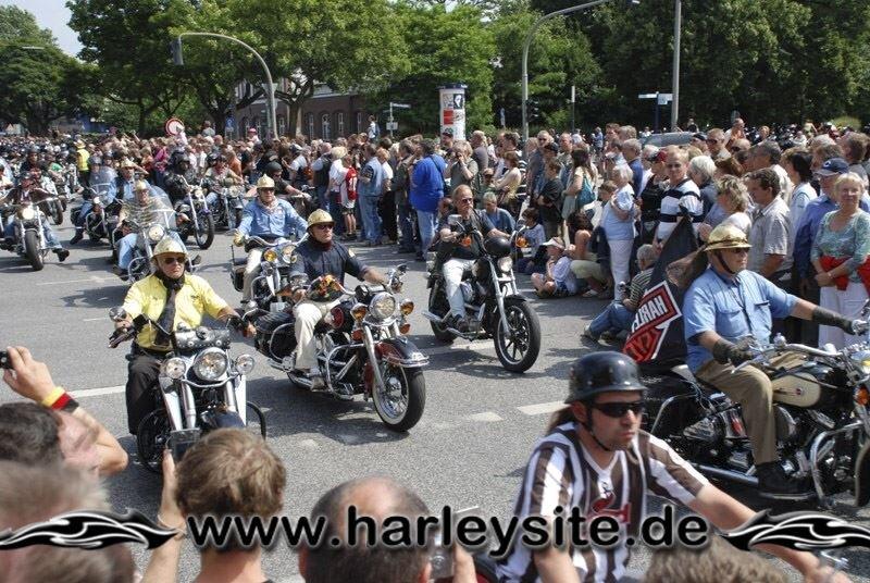 Hamburg Harley Days 2008-Ausfahrt-120