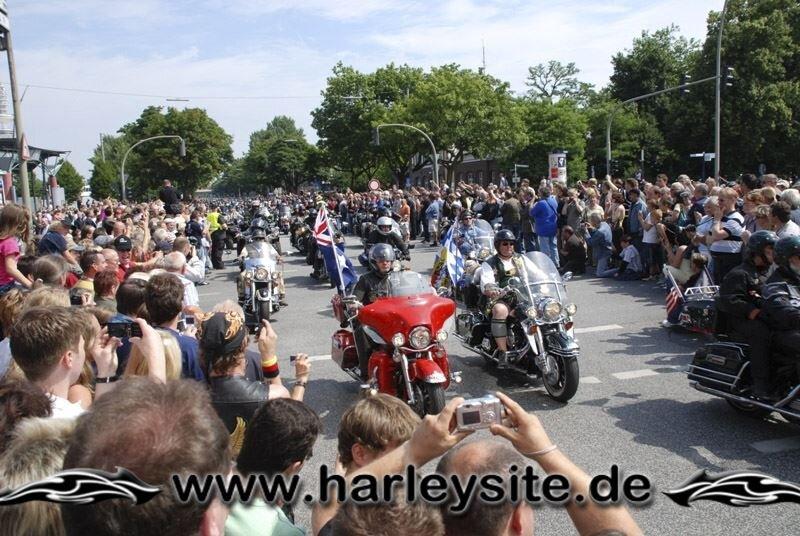 Hamburg Harley Days 2008-Ausfahrt-122