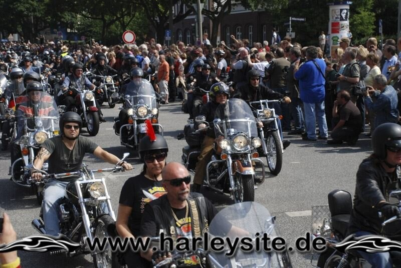 Hamburg Harley Days 2008-Ausfahrt-123