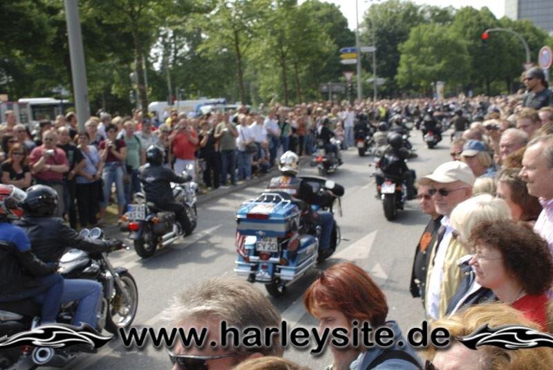 Hamburg Harley Days 2008-Ausfahrt-126