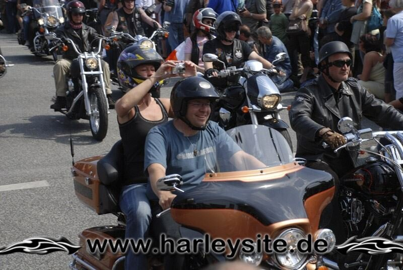Hamburg Harley Days 2008-Ausfahrt-128