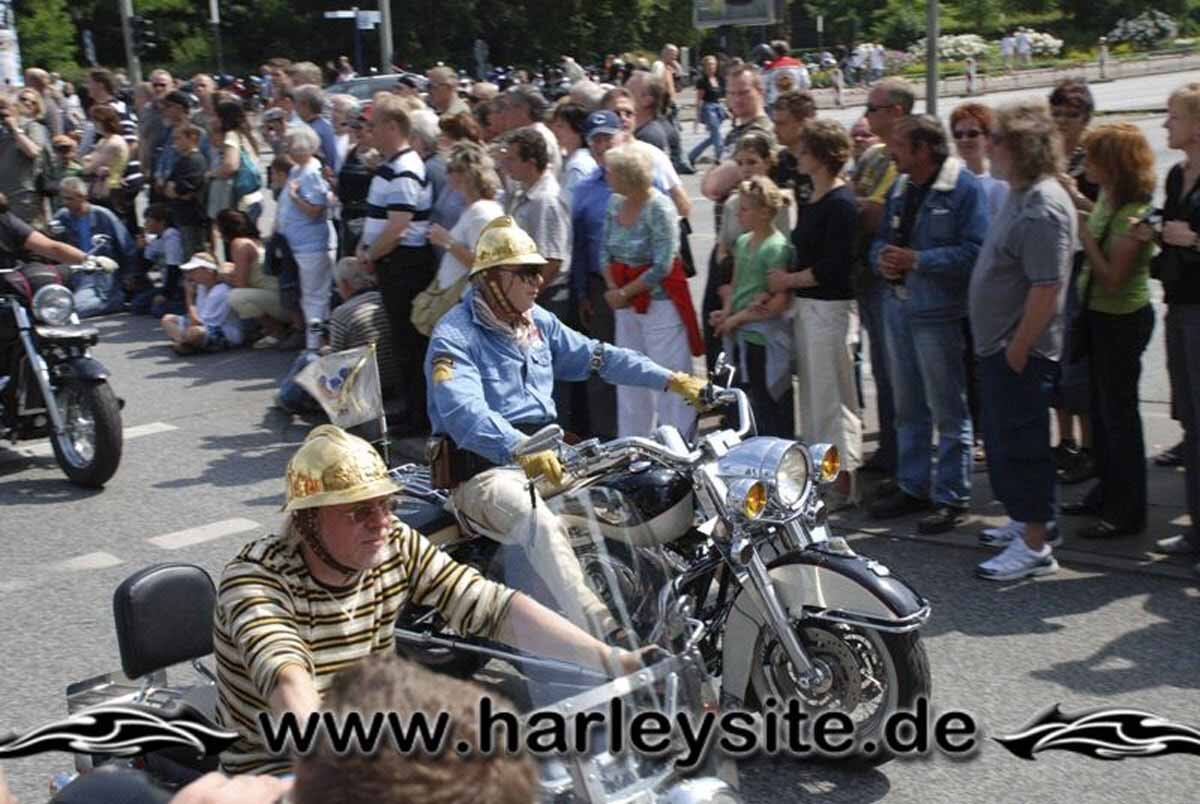 Hamburg Harley Days 2008-Ausfahrt-136