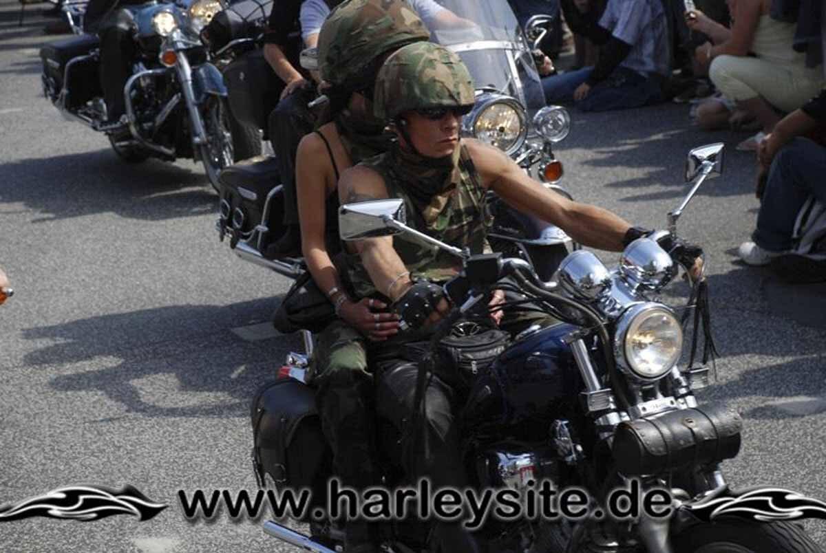 Hamburg Harley Days 2008-Ausfahrt-138