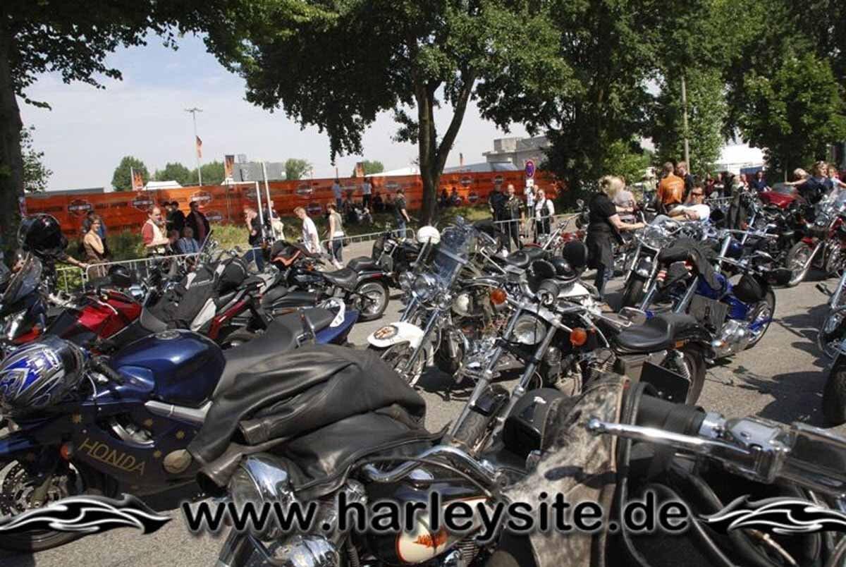 Hamburg Harley Days 2008-Ausfahrt-139