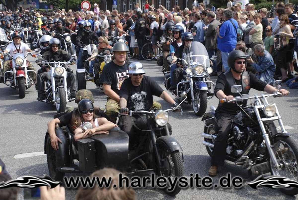 Hamburg Harley Days 2008-Ausfahrt-144