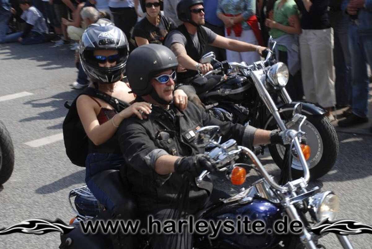 Hamburg Harley Days 2008-Ausfahrt-145