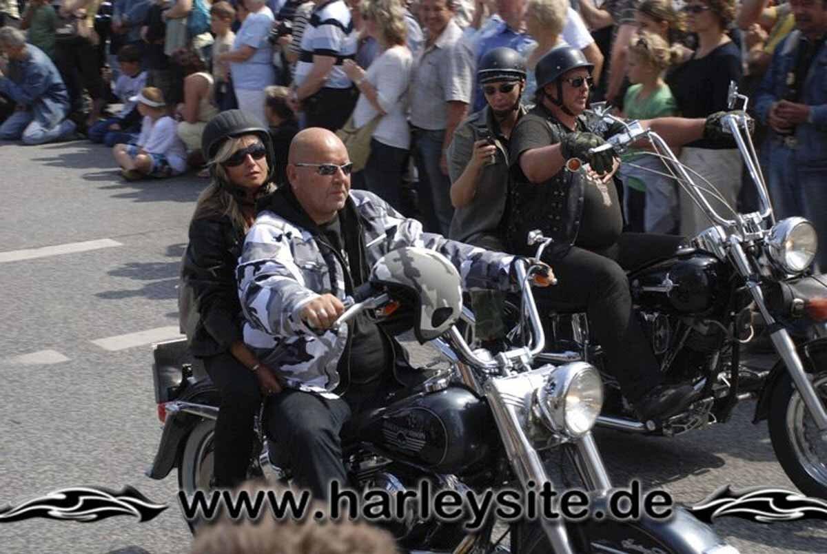 Hamburg Harley Days 2008-Ausfahrt-150