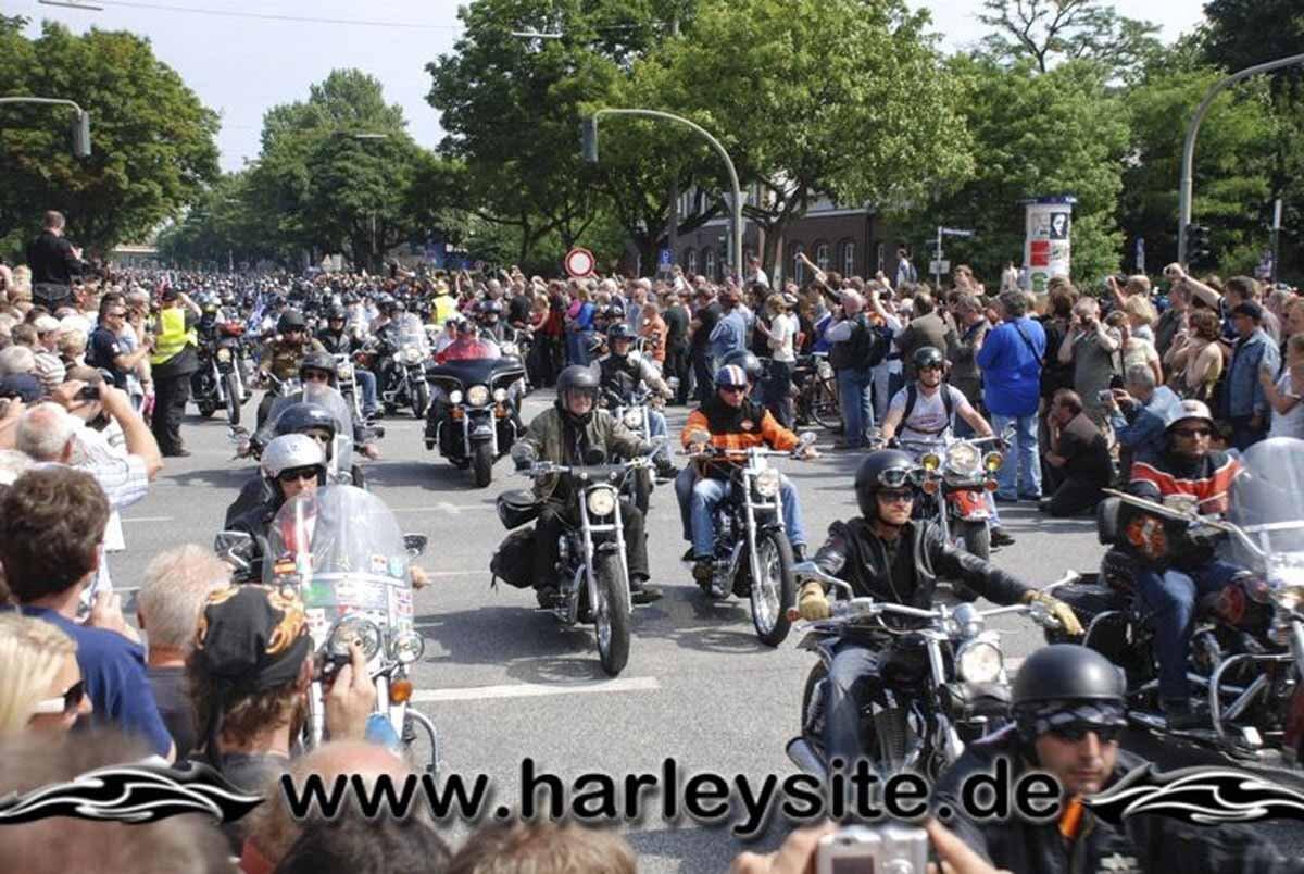Hamburg Harley Days 2008-Ausfahrt-151