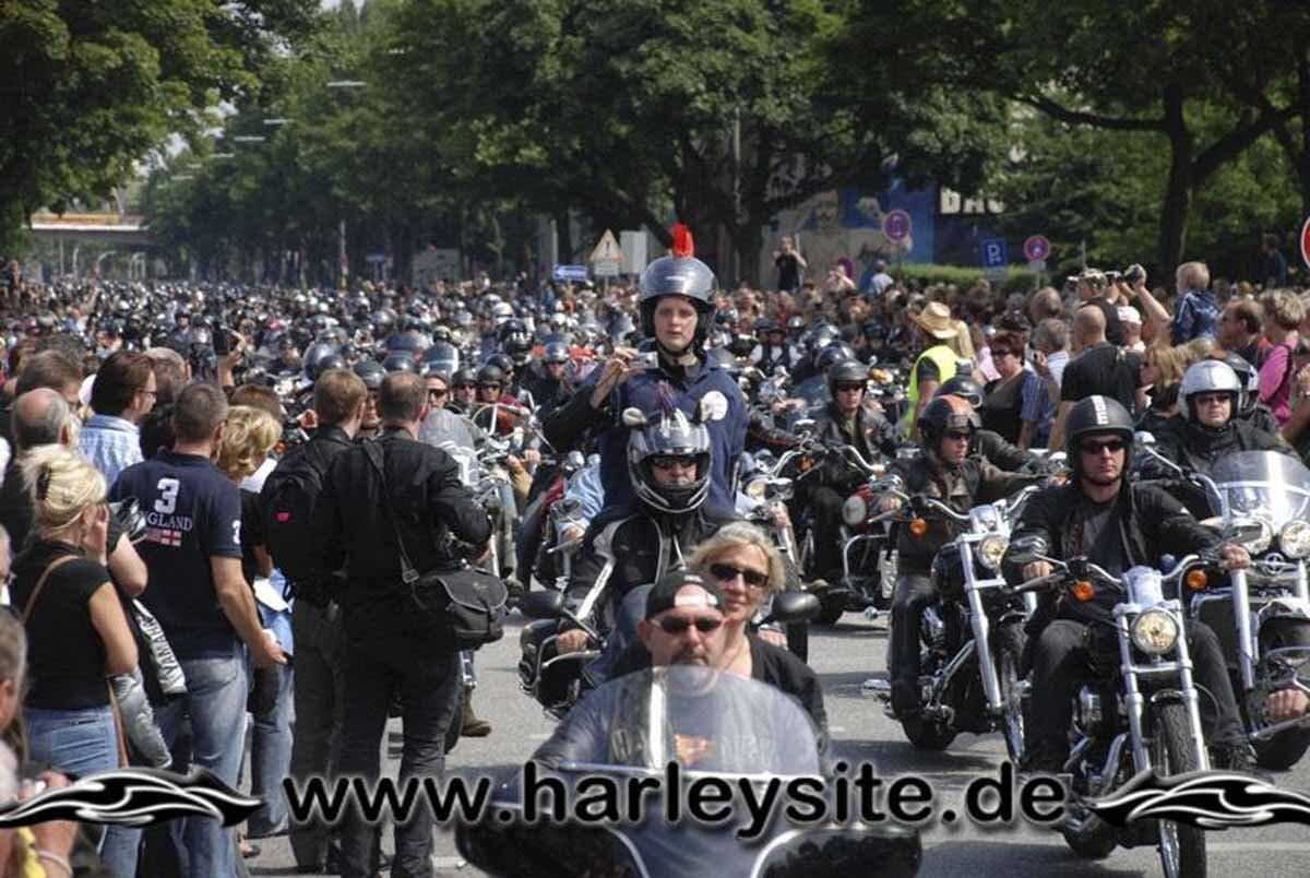 Hamburg Harley Days 2008-Ausfahrt-153