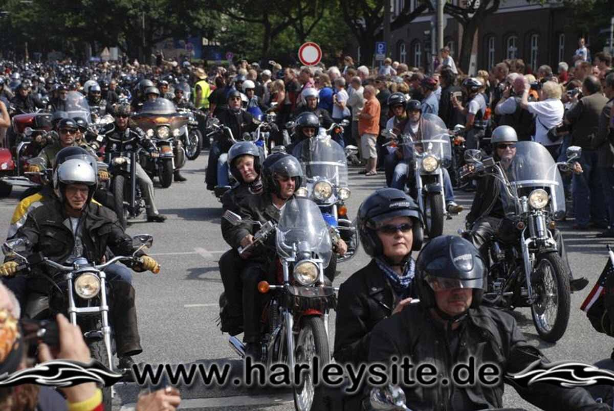 Hamburg Harley Days 2008-Ausfahrt-154