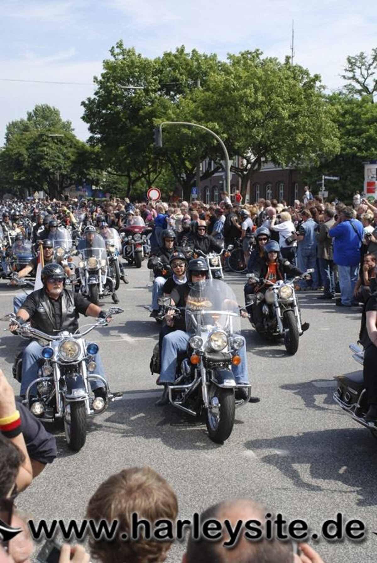 Hamburg Harley Days 2008-Ausfahrt-159