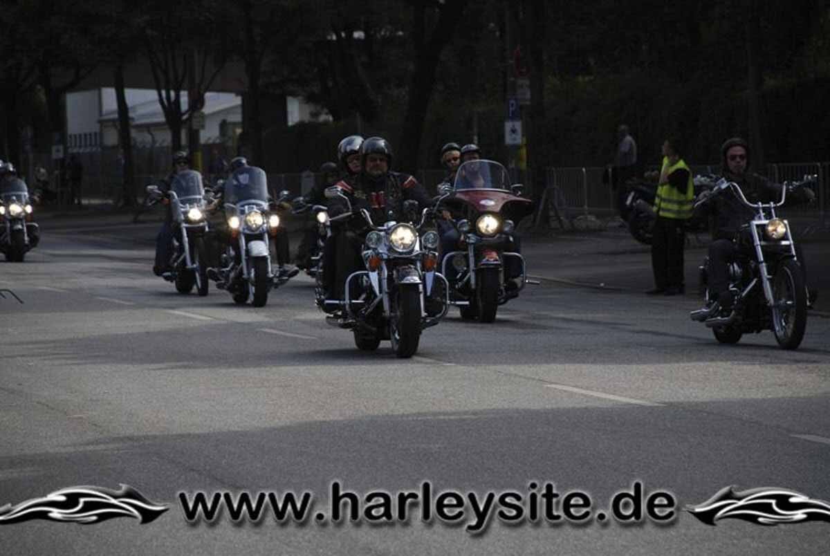Hamburg Harley Days 2008-Ausfahrt-160