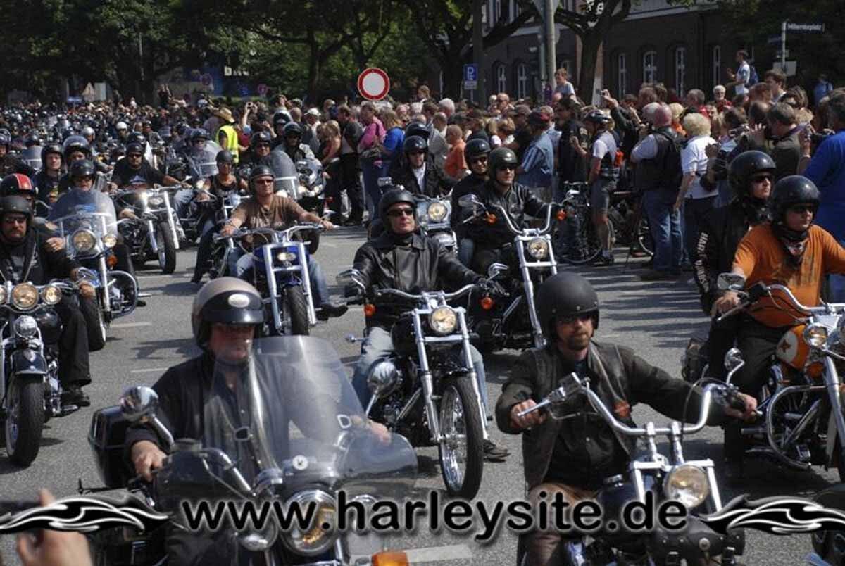 Hamburg Harley Days 2008-Ausfahrt-161