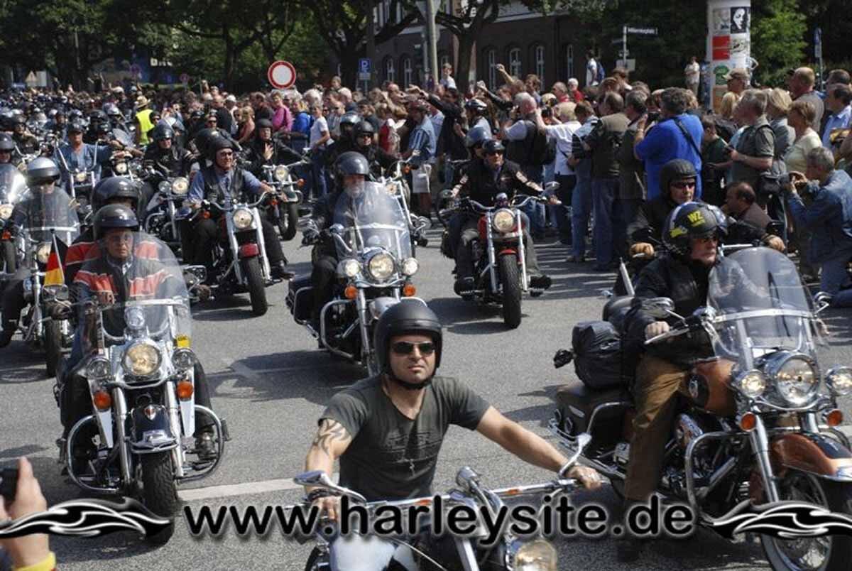Hamburg Harley Days 2008-Ausfahrt-163