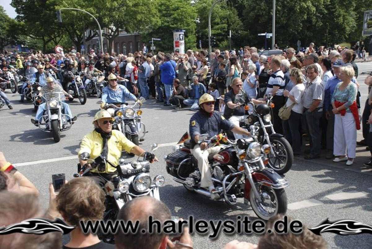 Hamburg Harley Days 2008-Ausfahrt-165