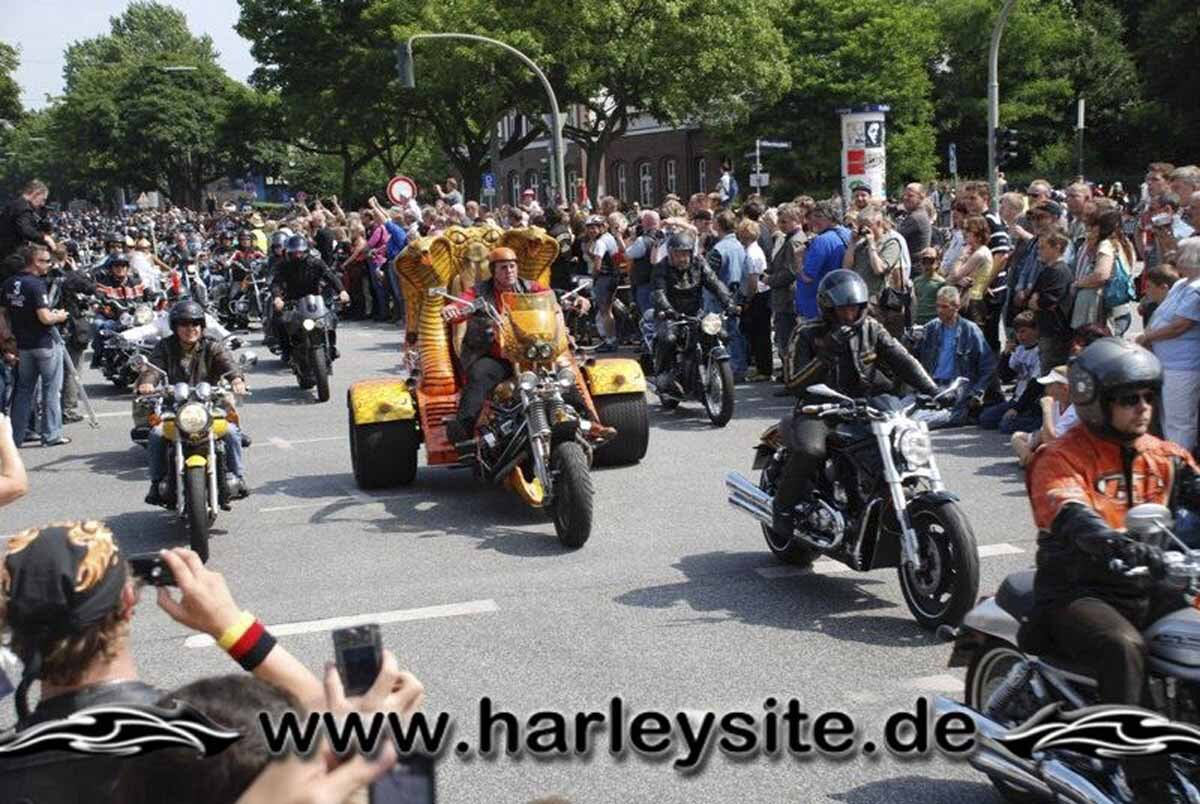 Hamburg Harley Days 2008-Ausfahrt-168