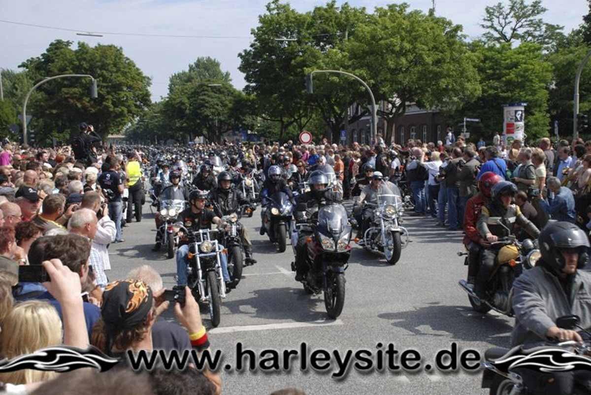 Hamburg Harley Days 2008-Ausfahrt-169