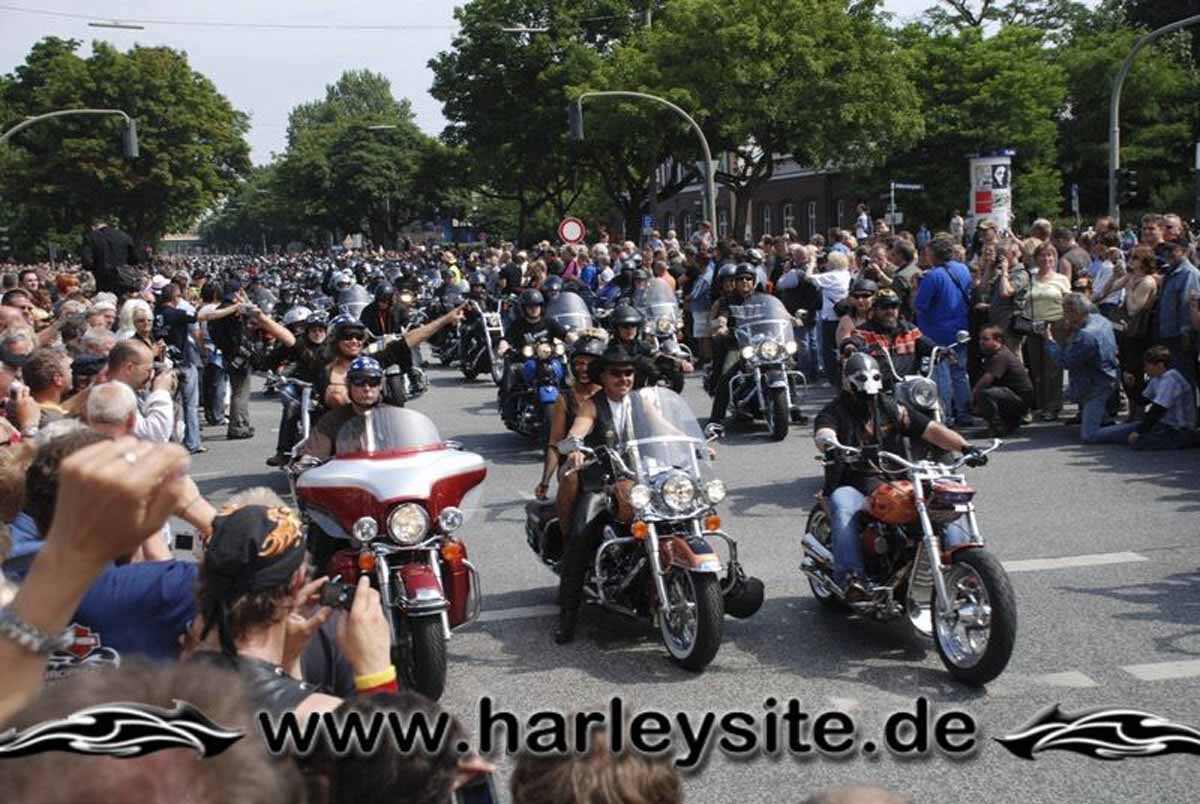 Hamburg Harley Days 2008-Ausfahrt-172