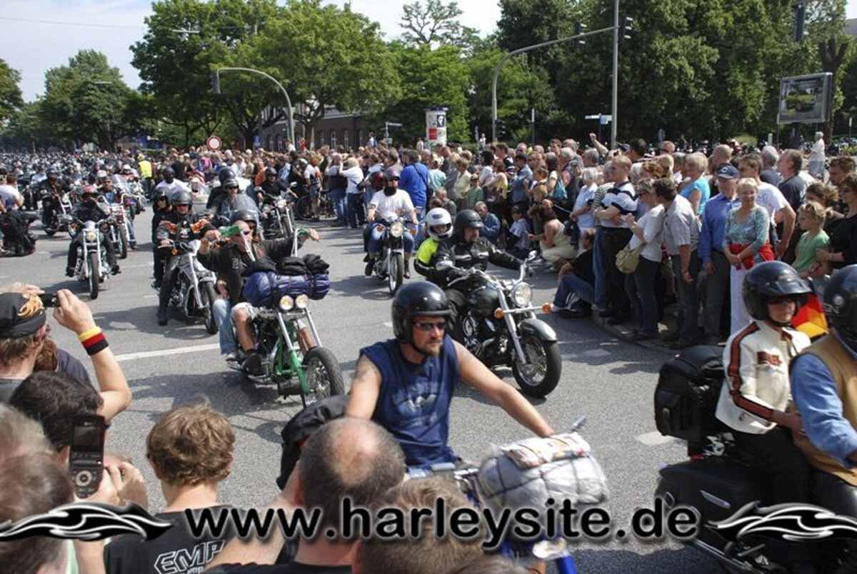 Hamburg Harley Days 2008-Ausfahrt-173