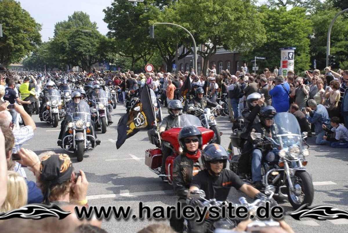 Hamburg Harley Days 2008-Ausfahrt-175