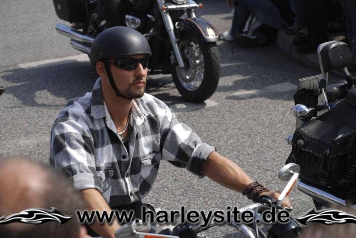 Hamburg Harley Days 2008-Ausfahrt-176