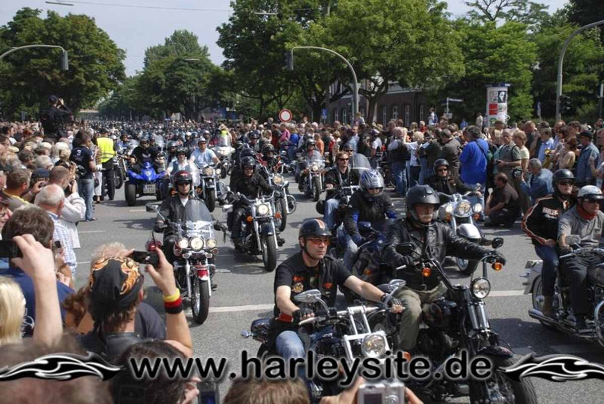 Hamburg Harley Days 2008-Ausfahrt-177