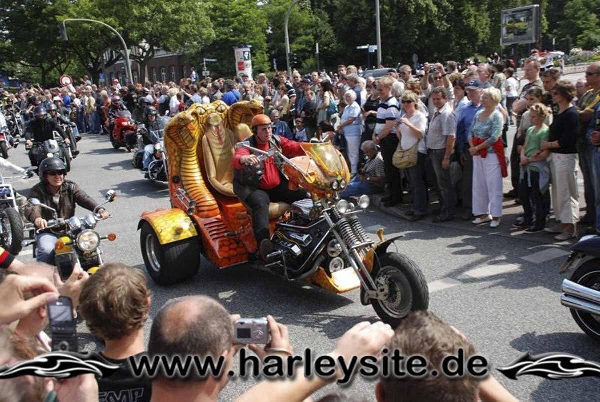 Hamburg Harley Days 2008-Ausfahrt-178