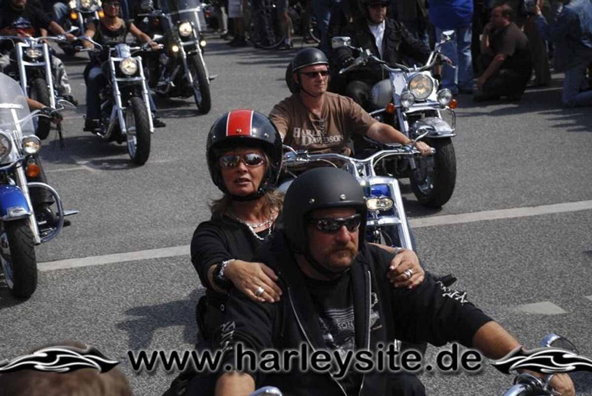 Hamburg Harley Days 2008-Ausfahrt-180