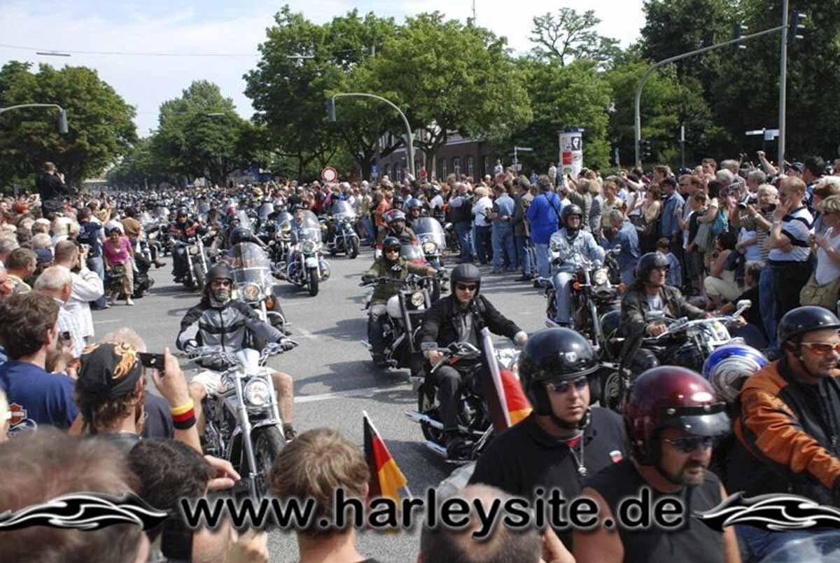 Hamburg Harley Days 2008-Ausfahrt-185