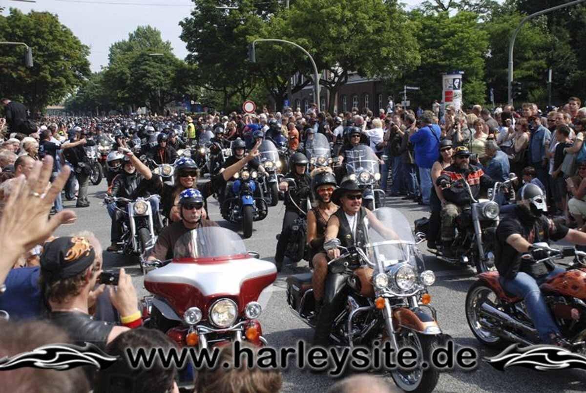 Hamburg Harley Days 2008-Ausfahrt-186