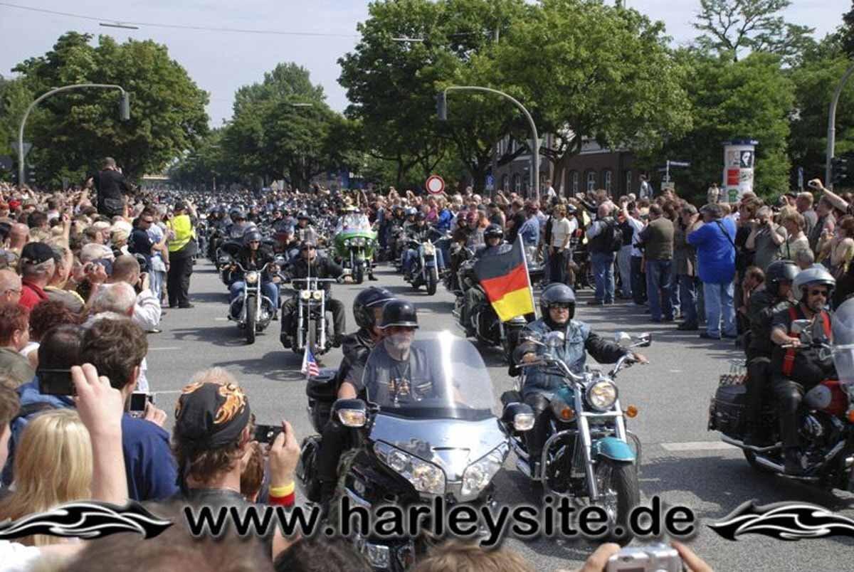 Hamburg Harley Days 2008-Ausfahrt-189