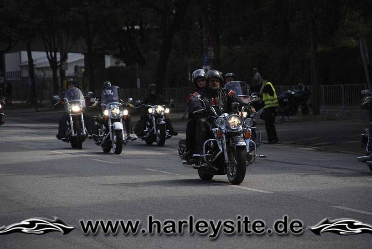 Hamburg Harley Days 2008-Ausfahrt-190