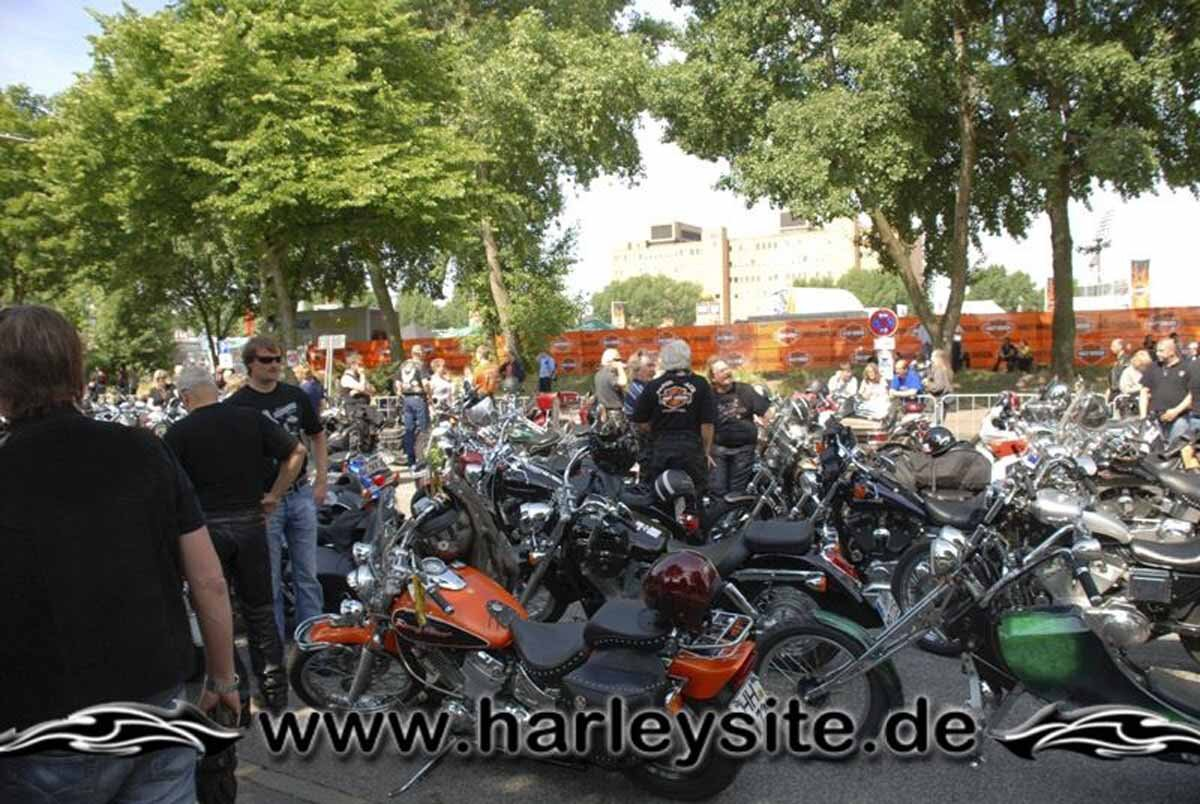 Hamburg Harley Days 2008-Ausfahrt-191
