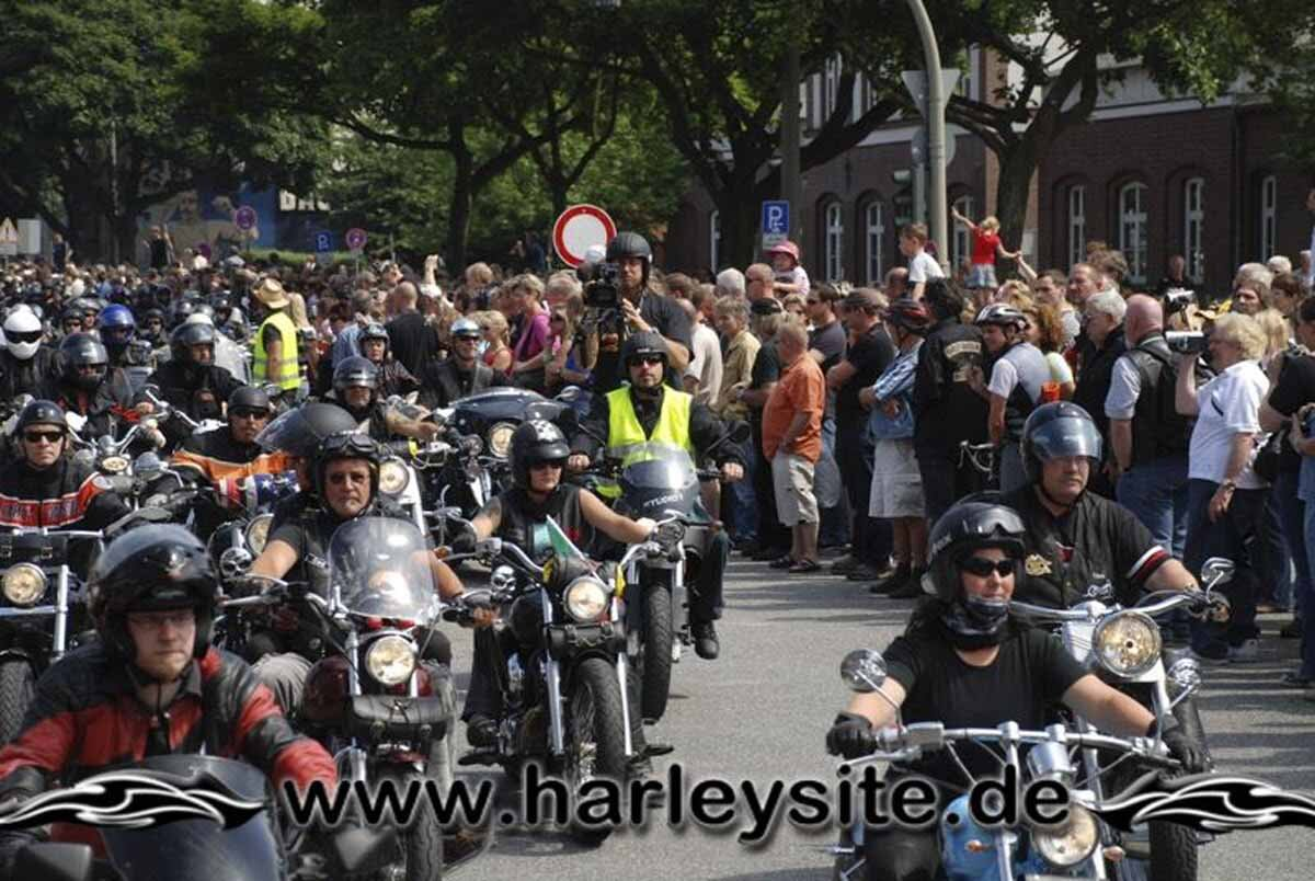 Hamburg Harley Days 2008-Ausfahrt-192