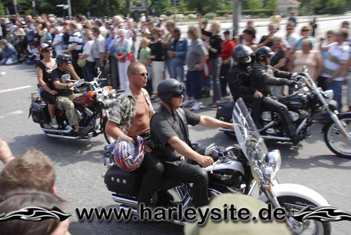 Hamburg Harley Days 2008-Ausfahrt-193