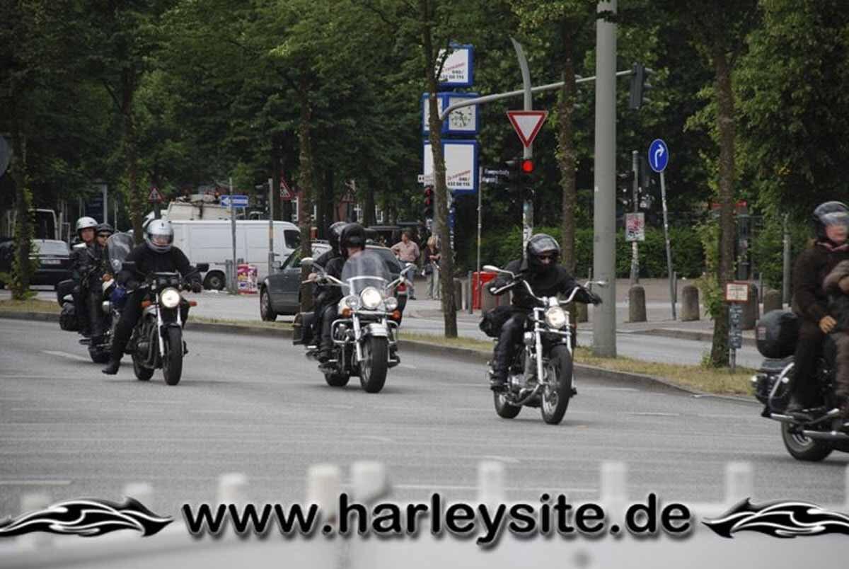 Hamburg Harley Days 2008-Ausfahrt-196