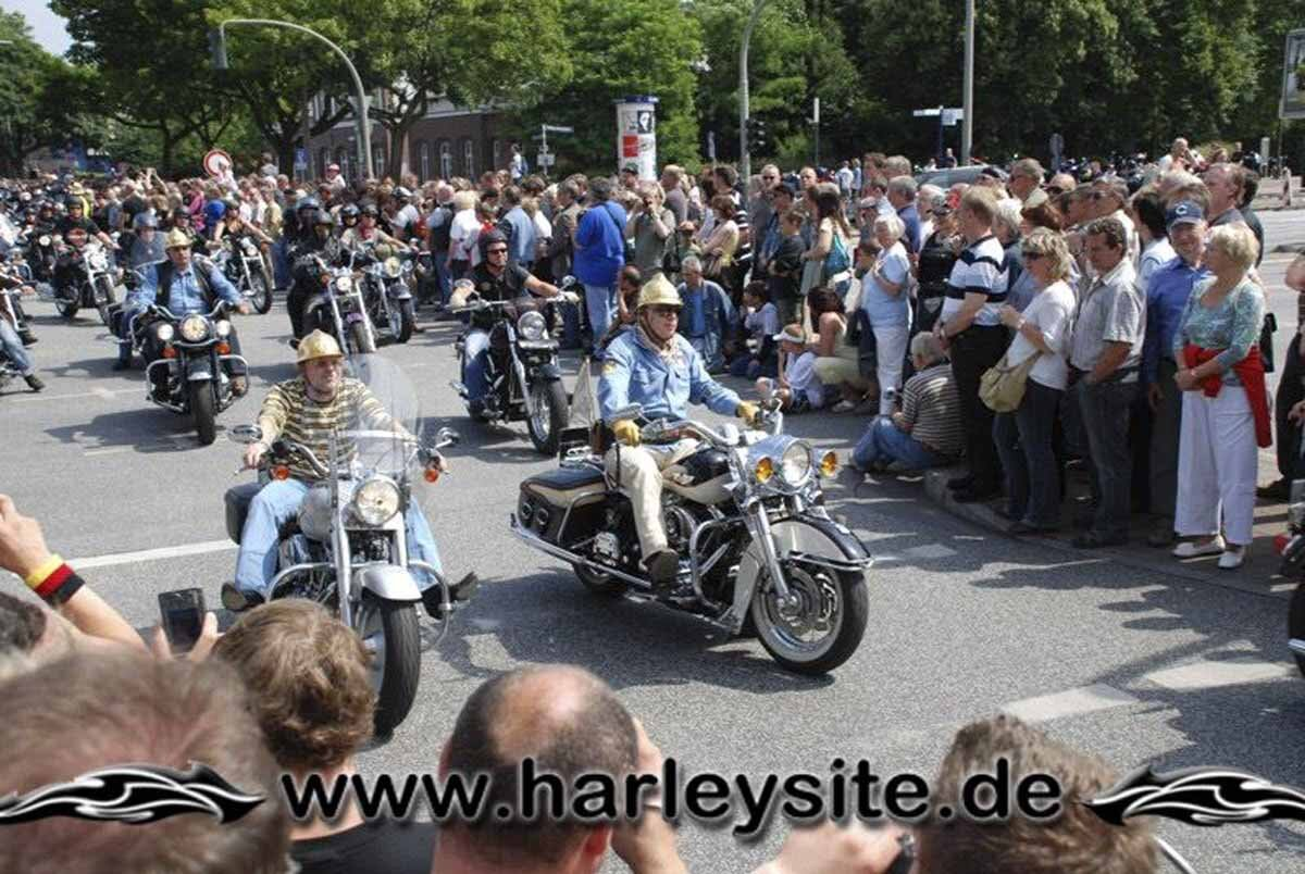 Hamburg Harley Days 2008-Ausfahrt-197